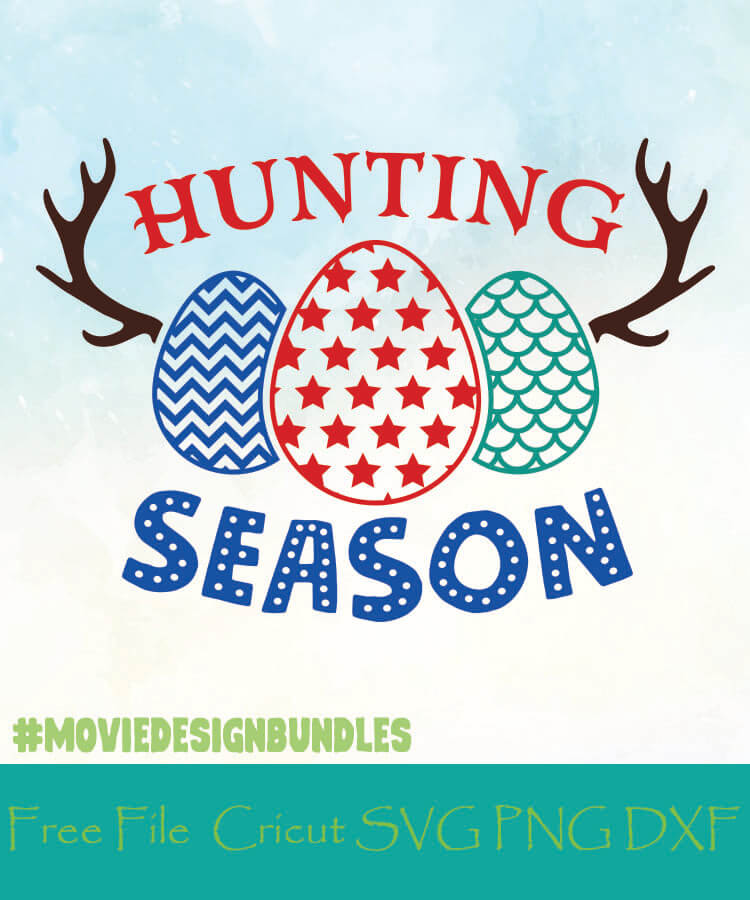 Egg Hunting Season Cut Files Free Designs Svg Png Dxf For Cricut Movie Design Bundles