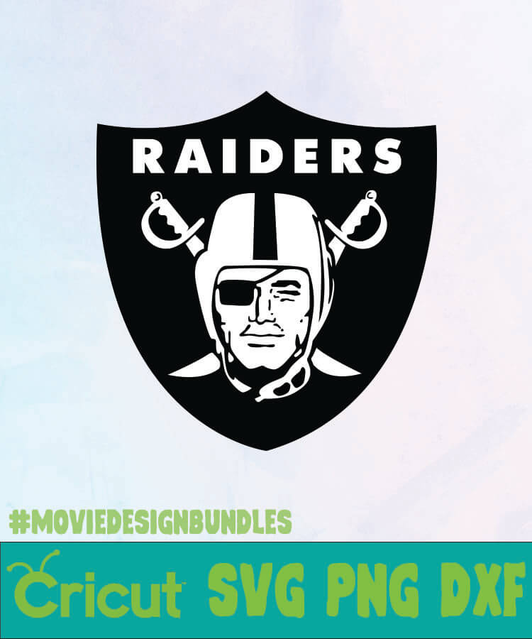 Oakland Raiders Svg Png Dxf Oakland Raiders Logo Movie Design Bundles