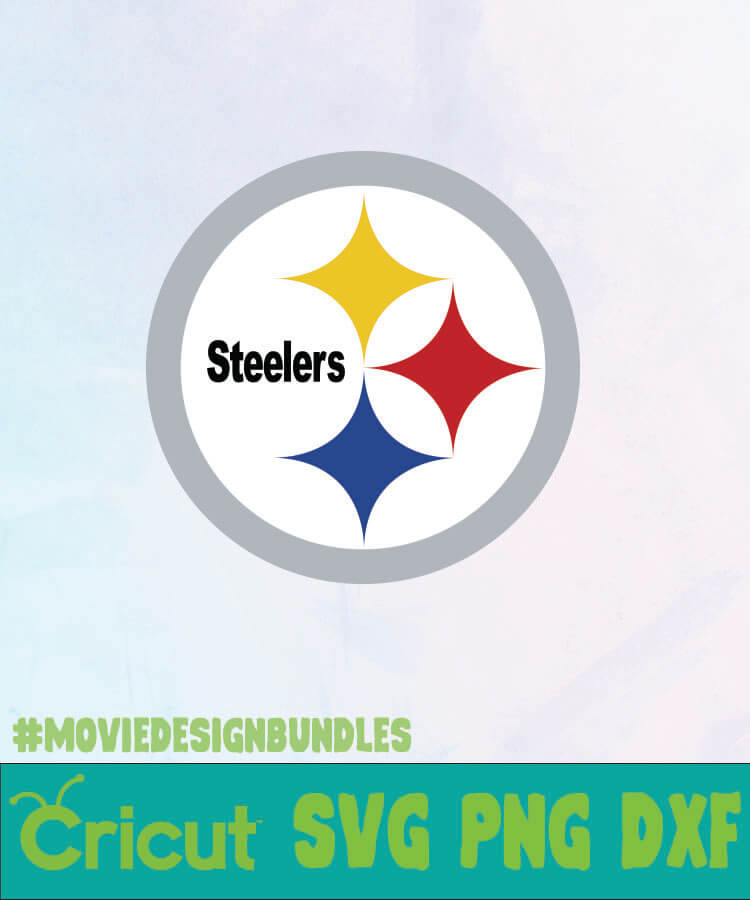 Pittsburgh Steelers Svg Png Dxf Pittsburgh Steelers Logo Movie Design Bundles