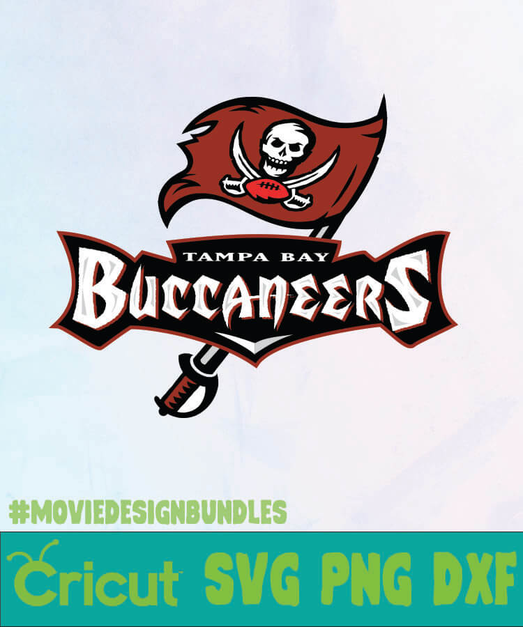 Tampa Bay Buccaneers Svg Png Dxf Tampa Bay Buccaneers Logo Movie Design Bundles