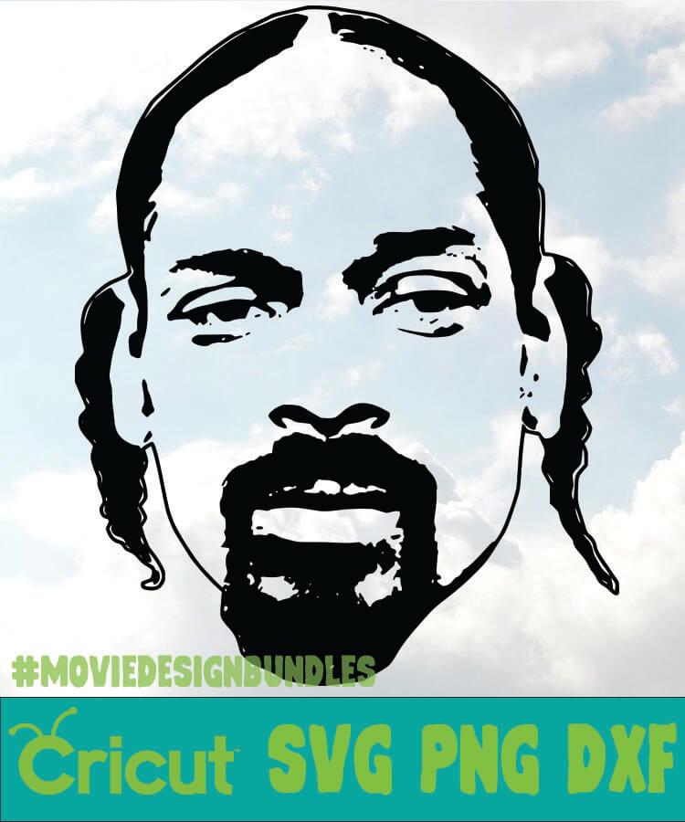 Snoop Dogg Cannabis Svg Png Dxf Cricut Movie Design Bundles