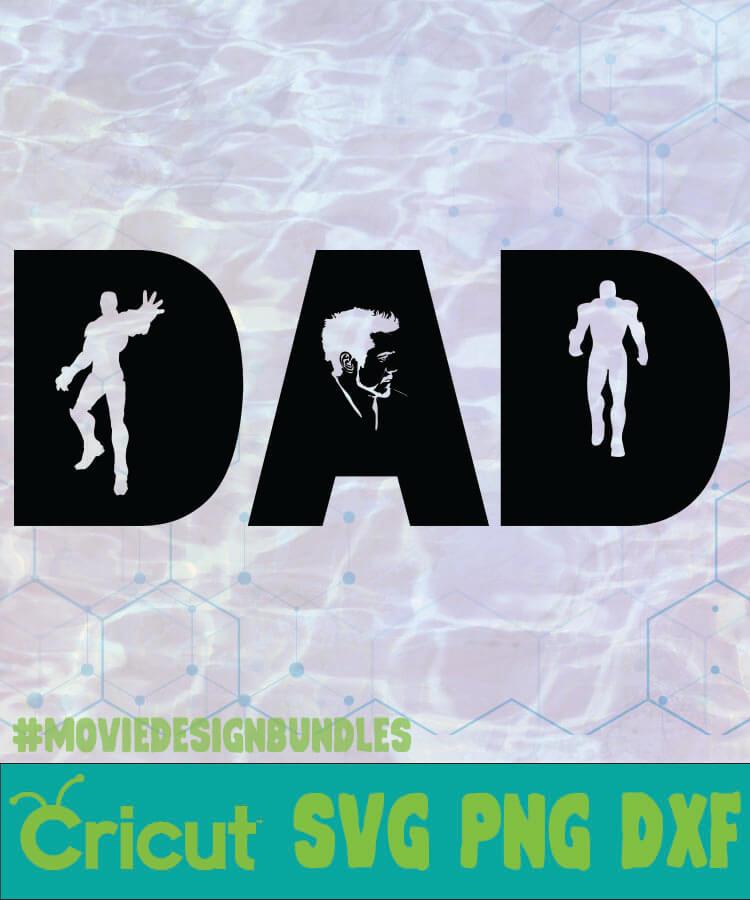 dad avenger mavel avenger day father day logo svg png dxf movie design bundles dad avenger mavel avenger day father day logo svg png dxf