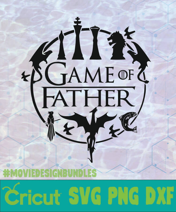 Free 340 x 270 jpeg 15 кб. Game Of Father 1 Father Day Logo Svg Png Dxf Movie Design Bundles SVG, PNG, EPS, DXF File