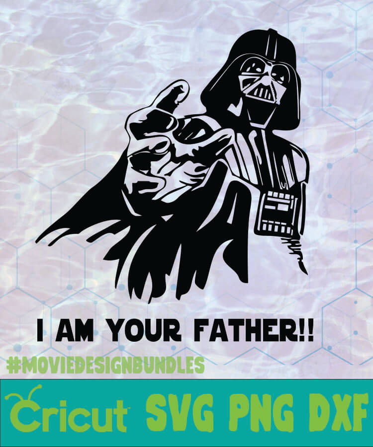 I Am Your Father Avenger Mavel Avenger Day Father Day Logo Svg Png Dxf Movie Design Bundles