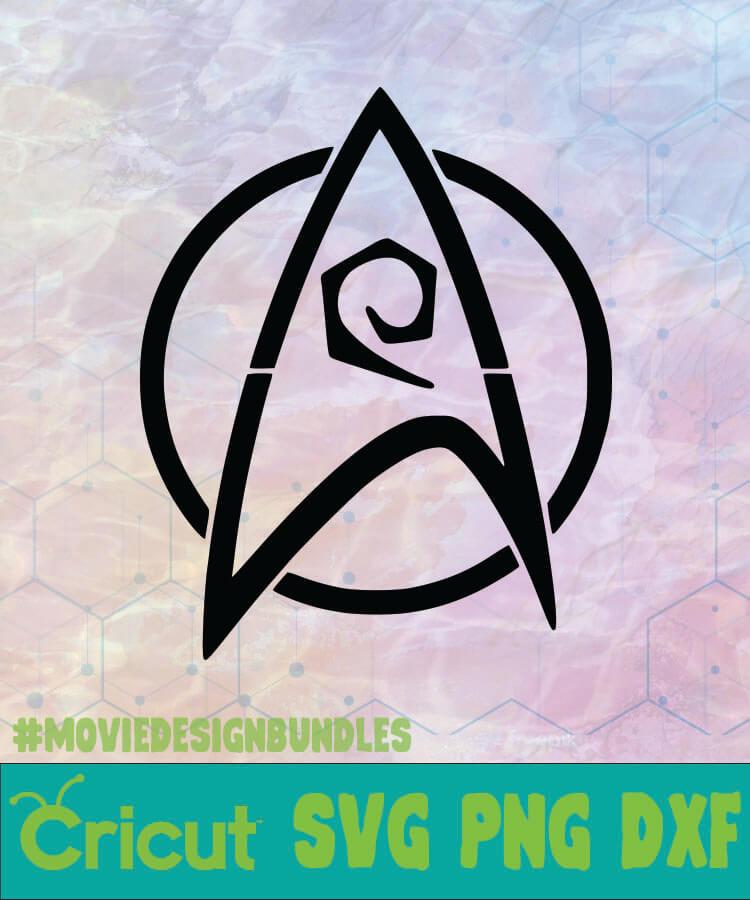 Star Trek Engineering Insignia Logo Svg Png Dxf Movie Design Bundles